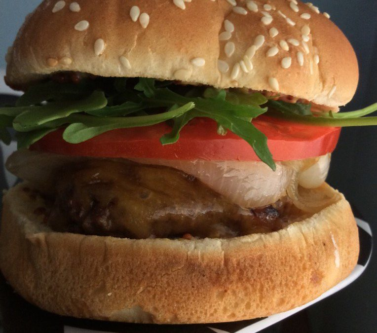 Easy Gourmet Burgers In-N-Out Style