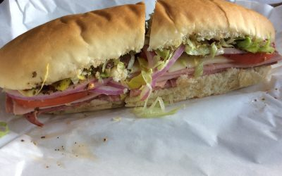 Let me tell you about my favorite Italian Sub.