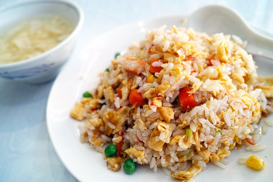 Classic Chicken Fried Rice