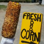 BBQ Corn in Kahuku, HI