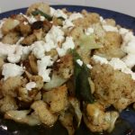 Brown Butter Sage Cauliflower